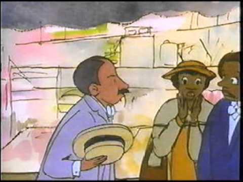 Fats Waller Jazz Story animated