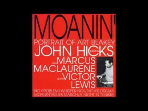 John Hicks Trio / Nica's Dream