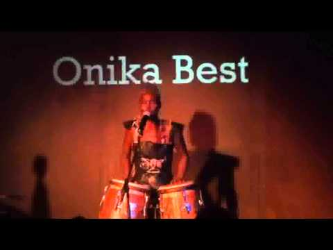 GBI PARTNER Onika Best - Drum & Song Griot Session
