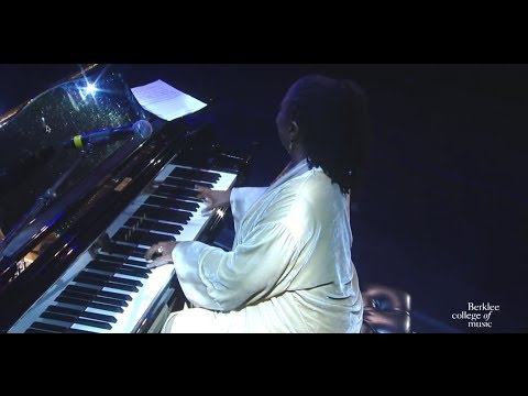 "Geri Allen, ""Our Lady"" - Live at Berklee Commencement Concert 2014"