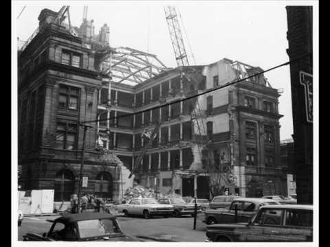 Lost Historic Buildings of Pittsburgh (Demolished)