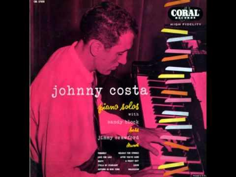 Johnny Costa: Piano Solos