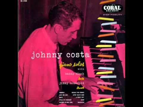 Johnny Costa: Piano Solos