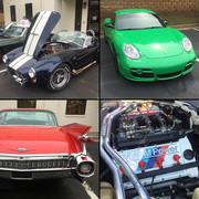 Classic, Exotic, and Vintage Car Meet - Cumming, GA