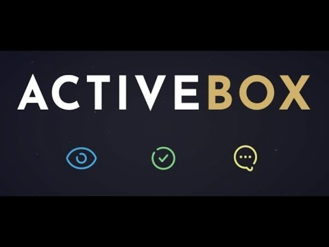 How does the Active Box work?
