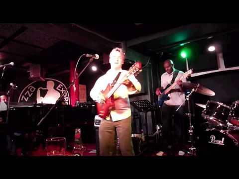 Steve Oliver, Michael Lington, Bob Baldwin - Club Soho London - Pizza Express 3