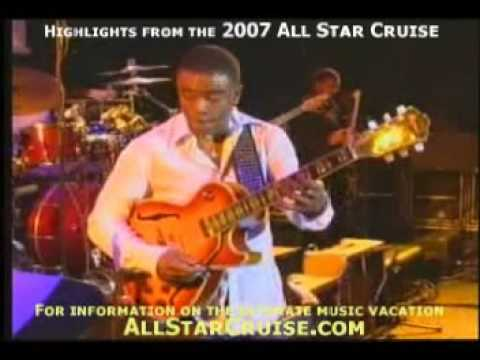 Norman Brown All Star Smooth Jazz Cruise 2007