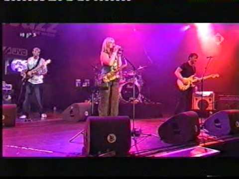 "Candy Dulfer live at North Sea Jazz 2003 ""Sax a gogo"""