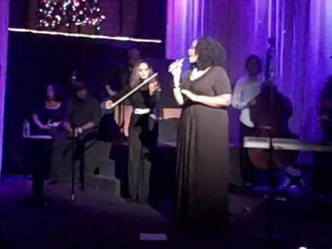 Sherree Brown Xmas at CAP-The Medley.wmv