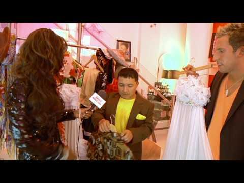Jett Ray interviews Fashion Designer Oscar Fierro