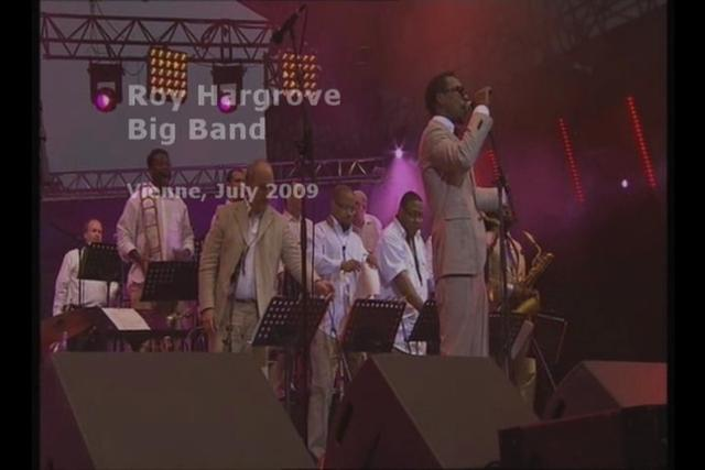 "Roy Hargrove Big Band featuring Roberta Gambarini - ""La Puerta"""