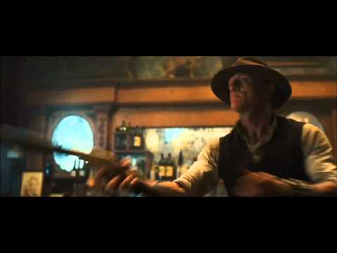 Uptown Jazz Dallas | Cinefest Coverage: Cowboys And Aliens (Official Featurette)