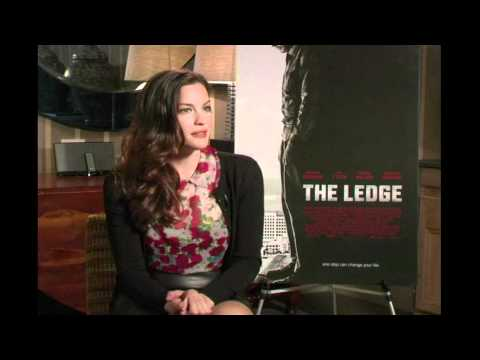"Uptown Jazz Dallas | Cinefest Coverage:  Liv Tyler Exclusive Interview ""THE LEDGE"" (Movie)"