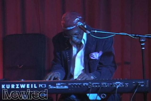"""SociaLybrium """"Another Day"""" feat. Falu - Live at Sullivan Hall"""