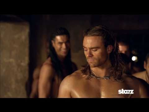 Uptown Jazz Dallas | Cinefest TV Coverage:  Spartacus: Gods of the Arena - Gannicus
