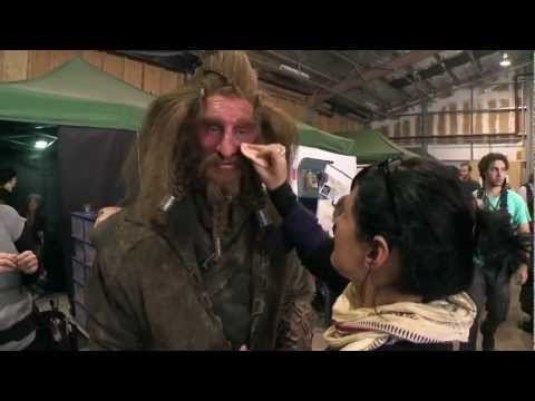 UJD | Cinefest Coverage:  The Hobbit Behind-the-Scenes Production Video Blog #4 [HD]