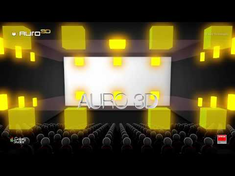 UJD | Cinefest Coverage:  Auro-3D, Barco's 3D sound technology for the digital cinema industry