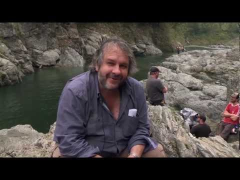 UJD | Cinefest Coverage:  The Hobbit Behind-The-Scenes Production Video Blog #5 [HD]