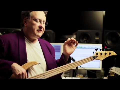 UJD | Artist of Interest (AOI) to the Festival:  Brian Bromberg - Bromberg Plays Hendrix - Behind the Scenes