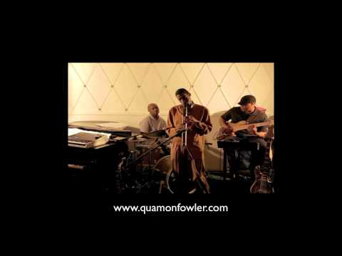 Angelic Ending by Quamon Fowler & Friends Presented by Uptown Jazz Dallas Live