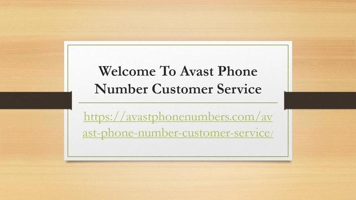 Avast Phone Number Customer Service