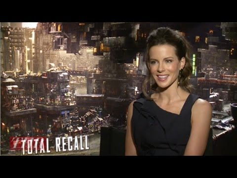 Cinefest Coverage: Kate Beckinsale on Playing a Villain in 'Total Recall'