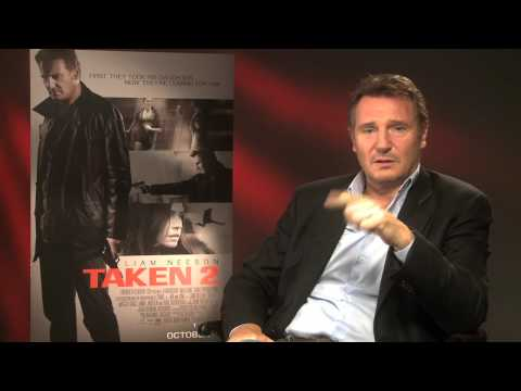 Cinefest Coverage:  Liam Neeson - A Career In Four Minutes