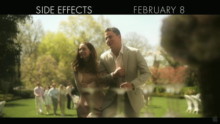 Cinefest Coverage: Side Effects