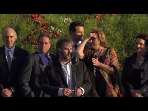 Cinefest Coverage:  The Hobbit: An Unexpected Journey Video 10, The Premiere