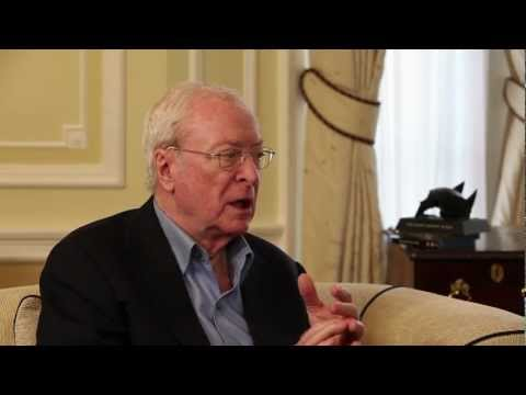 Cinefest Coverage:  The Dark Knight Rises - Michael Caine (Interview)