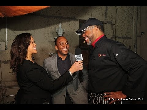 Mayor Marcus Knight Chats with L.P. On the Scene's Diva of Events 2014