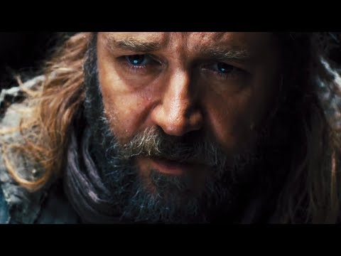 Films of Interest (F.O.I.):  Noah - Official Trailer (2014) [HD] Russel Crowe, Emma Watson