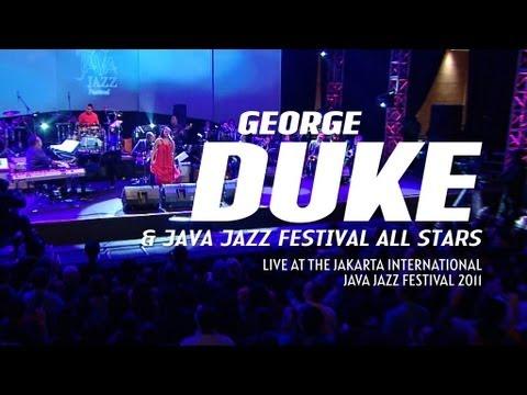 "UJD | Vanguard: George Duke ""Brazilian Love Affair"" ft. Dira Sugandhi Live at Java Jazz Festival 2011"