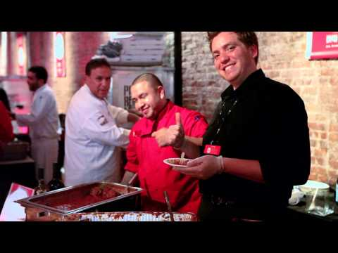 Food Network New York City Wine & Food Festival 2012 Recap Video