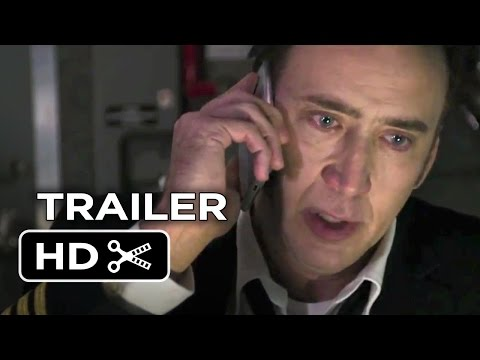 Cinefest Coverage:  Left Behind Official Trailer #1 (2014) - Nicolas Cage Movie HD