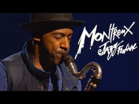 Marcus Miller - Montreux Jazz Festival 2013