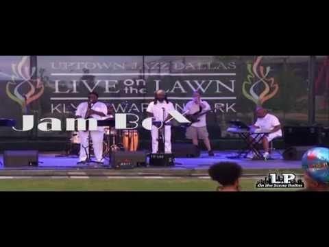 L.P. On the Scene Dallas at Klyde Warren Park Uptown Jazz Dallas June 2014