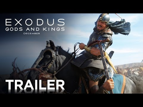 Cinefest Coverage:  Exodus: Gods and Kings | Official Trailer [HD] | 20th Century FOX