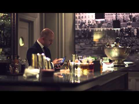 Founder's Court | Technology:BlackBerrry: Serving Rocco Forte Hotel Group