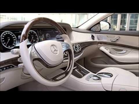 Founder's Court | Luxe Auto:  2016 Mercedes-Maybach S-Class S 600 Interior And Exterior Trailer