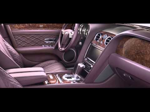 Founder's Court | Luxe: Bentley Mulliner Bespoke Hide Service