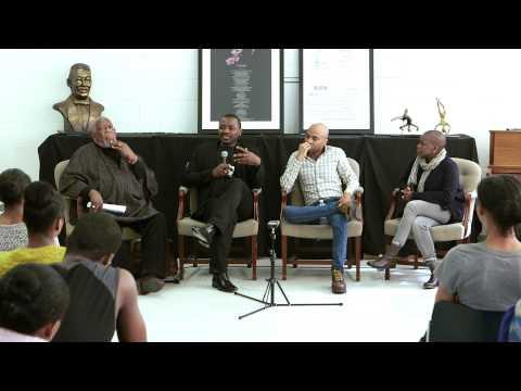 UJD | Court of Arts: Kennedy Center Education: Alvin Ailey at Duke Ellington School of Arts