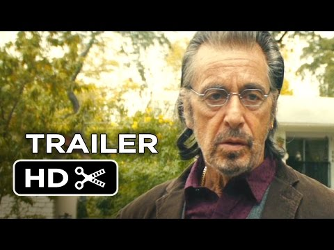 Cinefest Coverage: Manglehorn Official Trailer #1 (2015) - Al Pacino, Holly Hunter Movie HD