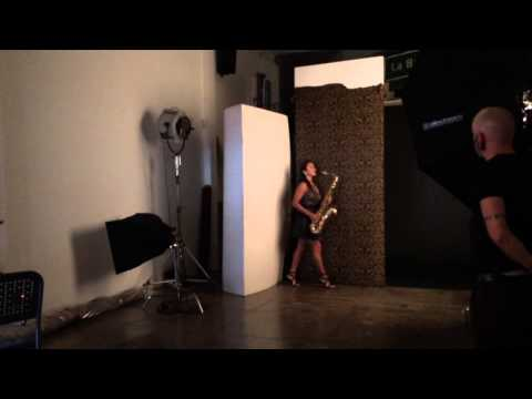 "UJD | Artists of Interest (A.O.I.):  Jessy J Behind the Scenes at the Photo Shoot: ""My One and Only One"""