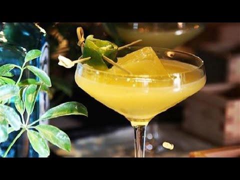 Taste Texas | Connoisseur:  Home Bar Tips From an Imaginative Bartender