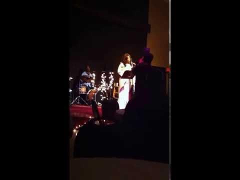 Singer Lady Diamond - My Funny Valentine