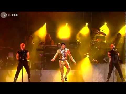 Jazz Up | Soul Vanguard:  Michael Jackson - Wanna Be Starting Something - (HD-720p) - Live