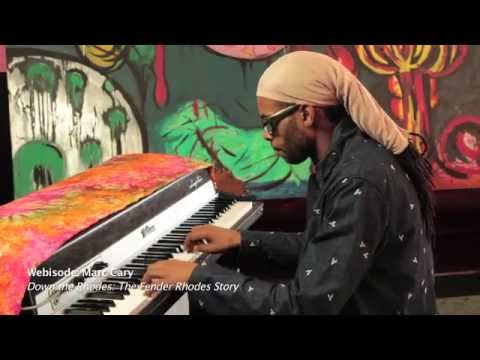 UJD | Artists of Interest (A.O.I.): Down The Rhodes Webisode: Marc Cary