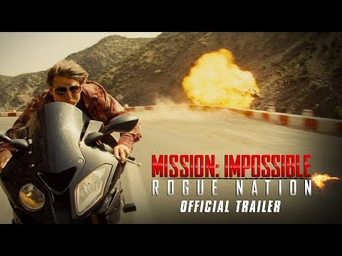 Cinemasters | Let's Look: Mission: Impossible Rogue Nation Trailer 2