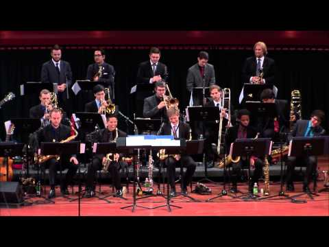 UJD | Big Band:   UNT One O'Clock with Chuck Findley: Kern - The Song is You